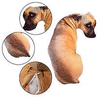 Мягкая игрушка собака 3D 47 см