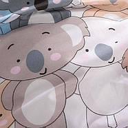 Комплект постільної білизни Koala (двоспальний євро), фото 4