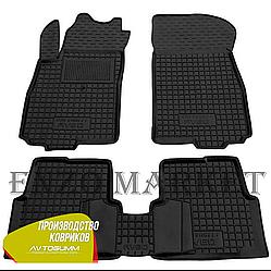 Автомобільні килимки в салон Chevrolet Aveo 2012- (Avto-Gumm)