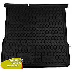 Автомобільний килимок в багажник Chevrolet Aveo 2012 - Sedan (Avto-Gumm)