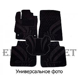 Текстильні автоковрики в салон Chevrolet Aveo 2012- (AVTO-Tex)
