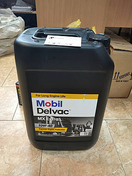 Масло моторное MOBIL DELVAC MX EXTRA 10W-40 20L