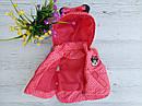 Дитяча червона жилетка Минни для дівчинки 86-116 см, фото 2