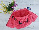 Дитяча червона жилетка Минни для дівчинки 86-116 см, фото 3