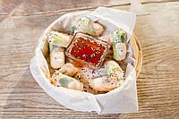 """Набір """"Спрінг-ролли"""" от Asia Foods"""