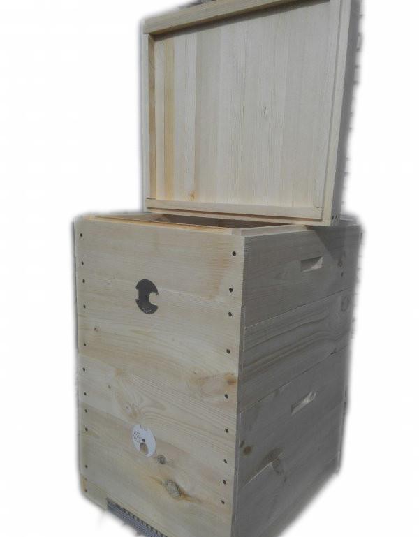 Вулик на 10 рамок, сосна 35 мм
