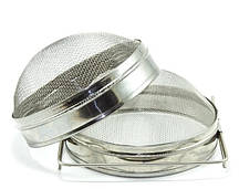 Фільтр для меду, двосекційний d = 200 (оцинков. Сталь)
