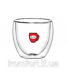 Набір склянок з подвійним дном 6 шт 250 мл Con Brio CB-8325