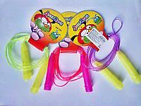 Скакалка дитяча (1 шт),скакалочка,скакалки