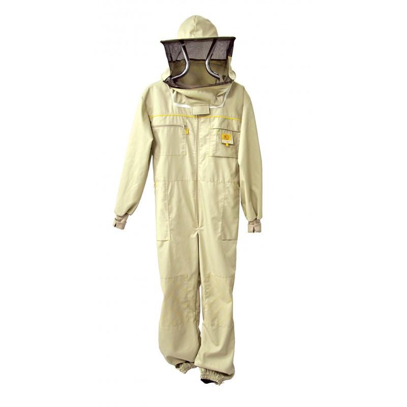 Комбінезон бджоляра з маскою, Premium Line, Польща
