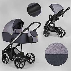 Дитяча коляска 2 в 1 Expander EXEO EX-32155 (1) колір Purple, тканина з водовідштовхувальним просоченням