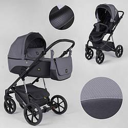 Дитяча коляска 2 в 1 Expander MODO M-42392 (1) колір Graphite, водовідштовхувальна тканина