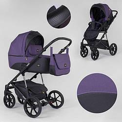 Дитяча коляска 2 в 1 Expander MODO M-71206 (1) колір Plum, водовідштовхувальна тканина