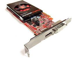 Видеокарта AMD FirePro, V3900, 128 бит, 1 гб
