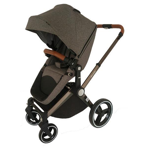 Детская коляска Welldon 2 в 1 (серый)