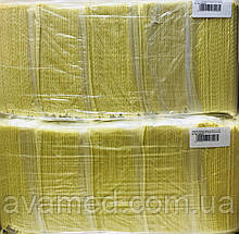 Серветка-нагрудник стоматологічна ламінована 3-х шарова 45х32 см (125 шт/пач)