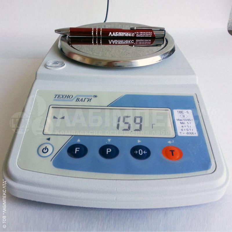 Весы лабораторные ТВЕ-6-0.1-а, 6 кг х 0.1 г, 2 класс