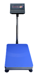 Товарні ваги ЗЕВС ВПЕ 100 кг (400*500мм) RS-232