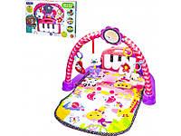 Дитячий розвиваючий килимок Fitch Baby з піаніно (8839), фото 1