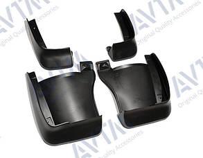 Брызговики на Honda Accord/Хонду Аккорд Седан 2008-2013 AVTM полный комплект
