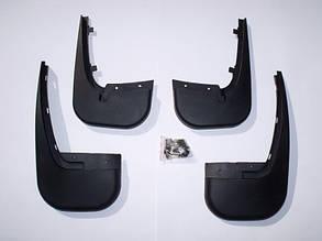 Брызговики на Mercedes Vito/Мерседес Вито 639 2003-2010 до рестайлинга AVTM полный комплект