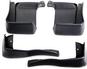 Брызговики на Honda Accord/Хонду Аккорд с 2013 AVTM полный комплект