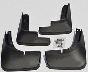 Бризковики на CHEVROLET Cruze/Шевроле Круз седан з 2009-2013 AVTM повний комплект