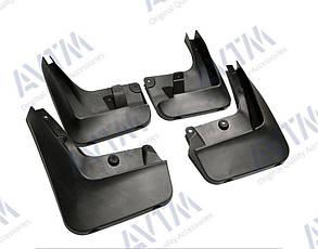 Бризковики на БМВ/BMW 5 серії Е60 2003-2010 AVTM повний комплект
