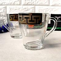 Набір чашок Грація-Грецький візерунок GE03-1649