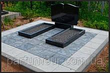 Благоустройство мест захоронения, установка памятников