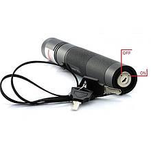 Лазерная указка на аккумуляторе с ключом и защитой от детей - Зеленый лазер для презентаций SD-303, Лазеры,