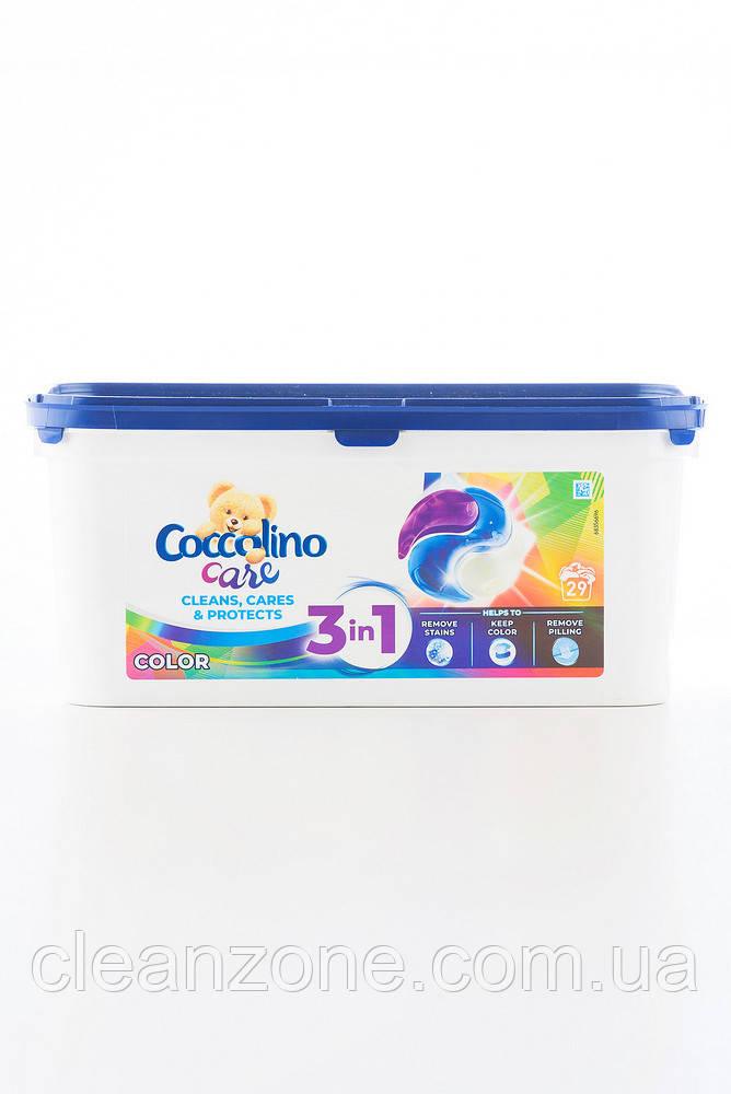 - Coccolino капсули для прання (3*29*27gr) Color