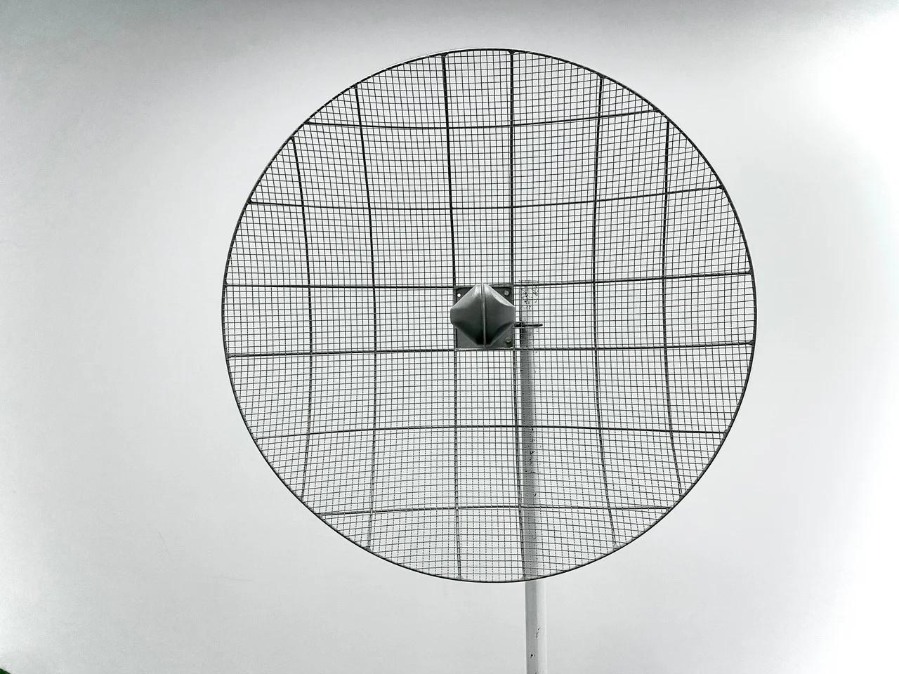 Параболічна MIMO антена Kroks KNA30-1700/2700