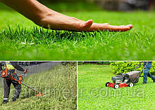 Стрижка травы, стрижка газона, аэрация