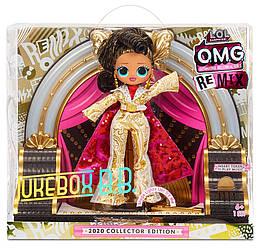 LOL Surprise OMG Remix 2020 Collector Jukebox B.B Коллекционная Кукла Лол ОМГ Селебрити с музыкой 569879