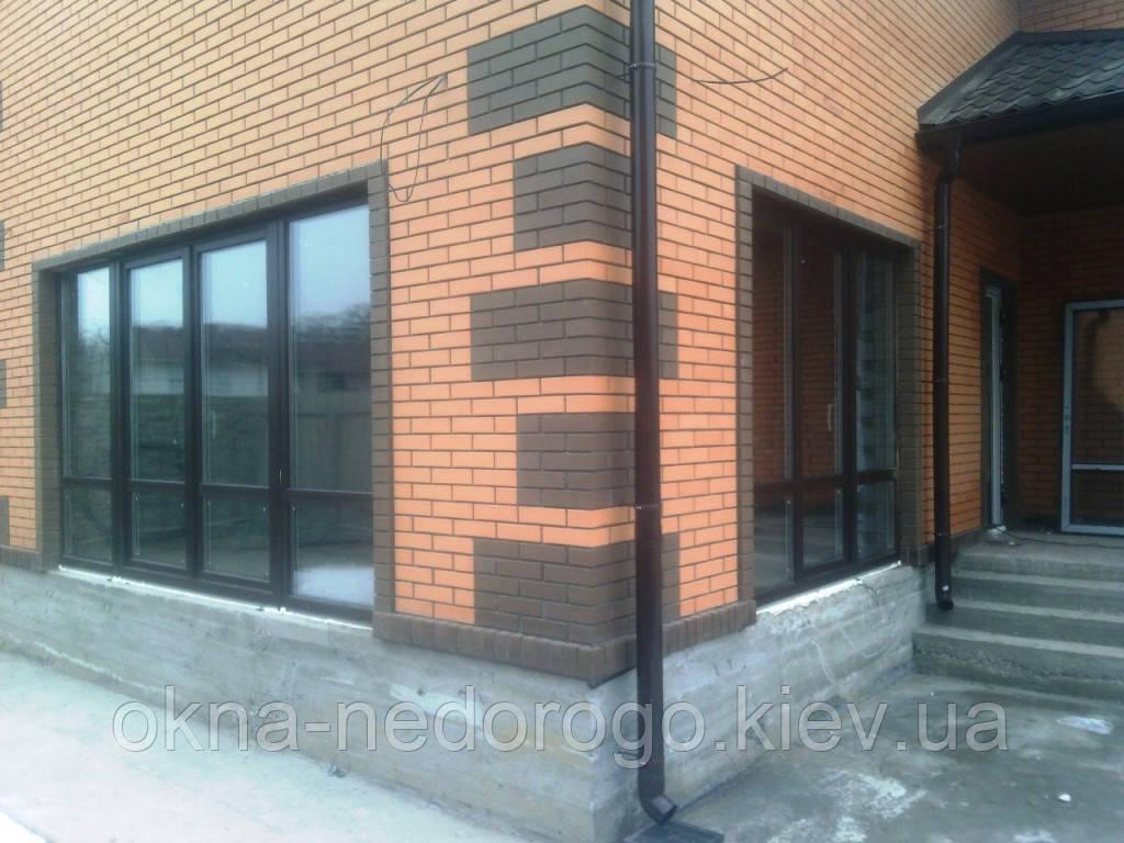 Раздвижные окна и двери REHAU