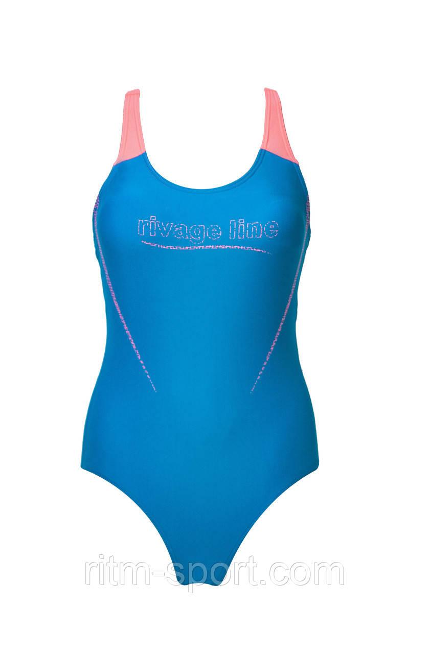 Купальник для плавання дитячий спортивний зростання від 116 до 164 см