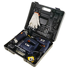 Набір електроінструментів в кейсі