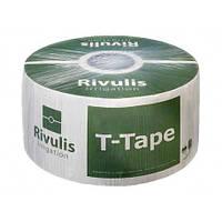 Крапельна стрічка T-Tape REVULIS 6 mil 10 см 1 м