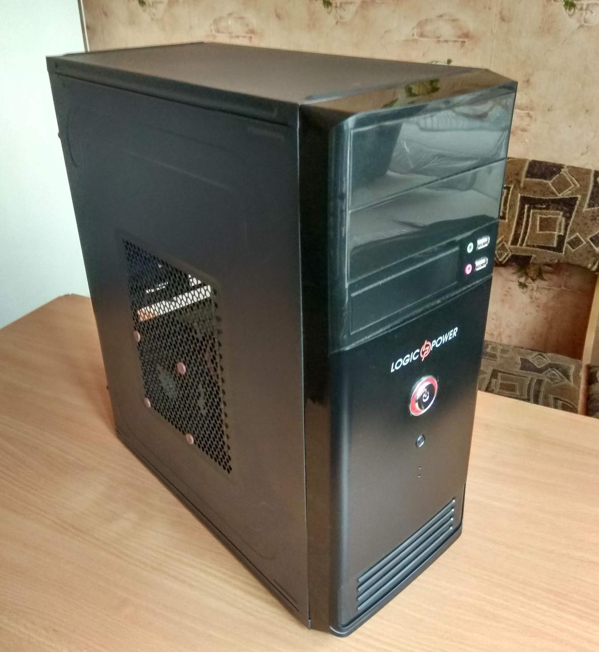 Частково БВ Системний блок на базі Phenom II x4 B45 +AMD Radeon 3000 + 8GB RAM + 120ГБ-SSD + 120ГБ-HDD