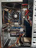 Частково БВ Системний блок на базі Phenom II x4 B45 +AMD Radeon 3000 + 8GB RAM + 120ГБ-SSD + 120ГБ-HDD, фото 6