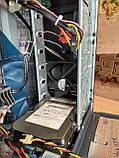 Частково БВ Системний блок на базі Phenom II x4 B45 +AMD Radeon 3000 + 8GB RAM + 120ГБ-SSD + 120ГБ-HDD, фото 7