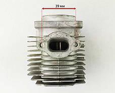 Цилиндр поршневая минимото квадроцикла d.44 p-12 MINIMOTO MiniATV 49сс, фото 3