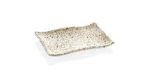 30027WG Тарілка прямокутна біла Granite  27,7 x 19, 2 x 2,8 см.