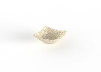 25109WG Соусник білий Granite Single 9 x 8,5 x 3,9 см.
