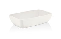 42014CW Блюдо глубокое Corona GN 1/4 Platter белое (12шт/ящ)