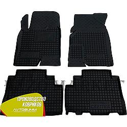 Автомобільні килимки в салон Chevrolet Captiva 2012- (Avto-Gumm)