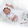 Силіконова Колекційна Лялька Реборн Reborn Дівчинка Мішель ( Вінілова Лялька ). Арт(510)