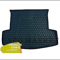 Автомобільний килимок в багажник Chevrolet Captiva 06-/12- 7 місць (Avto-Gumm)