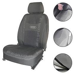 """Чехлы на сиденья Audi A6 (C5)1997-2004 / автомобильные чехлы Ауди А6 """"Nika"""""""